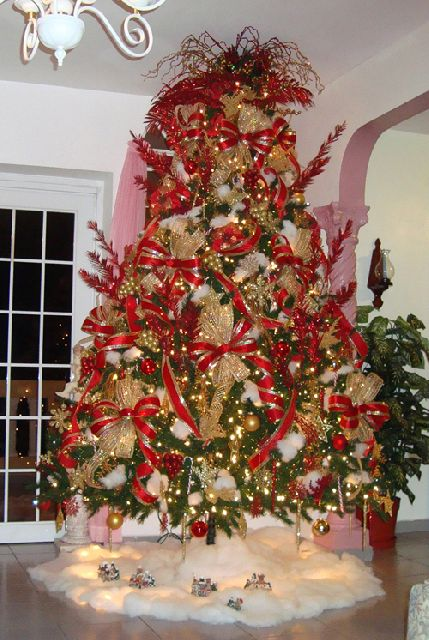 Radames Rodriguez Aponte's Christmas tree from Puerto Rico