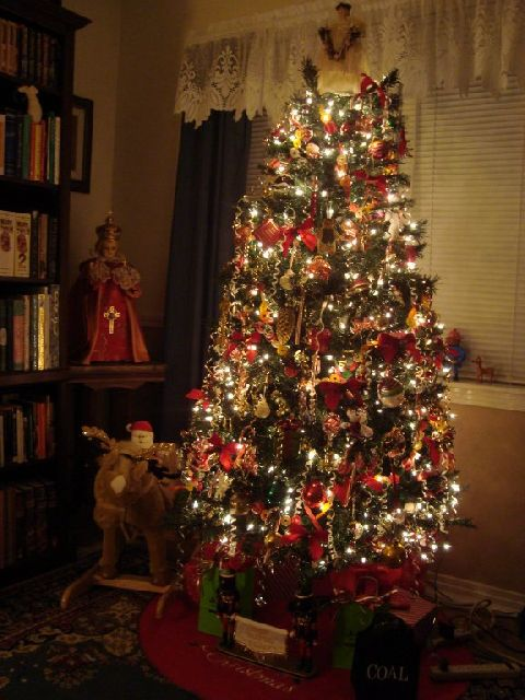 Jan Anderson's Christmas tree from Alabama