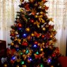 Esther Garcia's Christmas tree from Bilbao, Espa�a