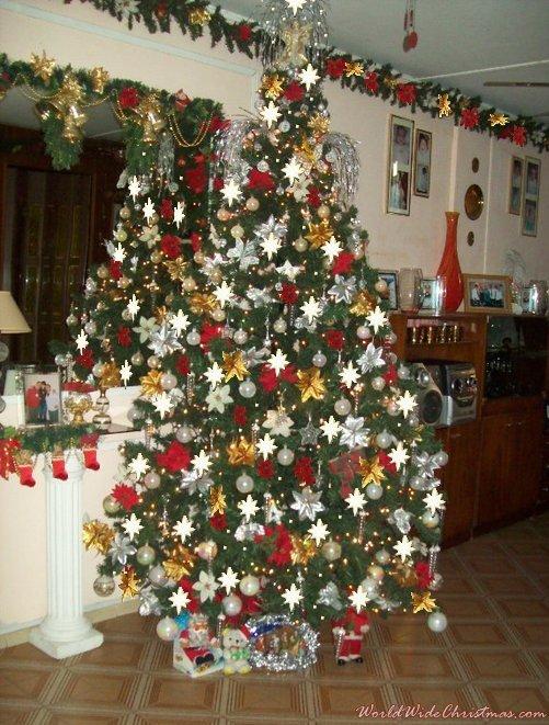 Bibi Mamani Mattaliano's Christmas tree from Argentina