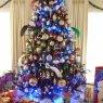 Urszula Tomaszewicz's Christmas tree from Adelaide, Australia