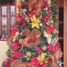 Ana Brito's Christmas tree from Puerto Ordaz, Venezuela
