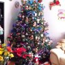 Betty Castillo Rodriguez's Christmas tree from México D.F.