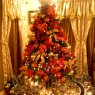 Alma Perez's Christmas tree from Brownsville, Texas, USA