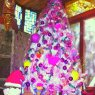 Itzel Olivares's Christmas tree from Morelia, Michoac�n, M�xico