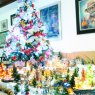 Carmen Olivo's Christmas tree from Santiago, Republica Dominicana