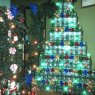 �rbol de Botellitas 2012's Christmas tree from El Salvador