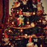 Mar�a Teresa Paredes Mart�n's Christmas tree from Morelia, Michoac�n, M�xico