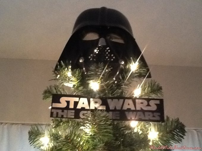 Star Wars Clone Wars Christmas Tree (Charleston, SC, USA)
