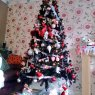 Alen Boardman's Christmas tree from United Kingdom