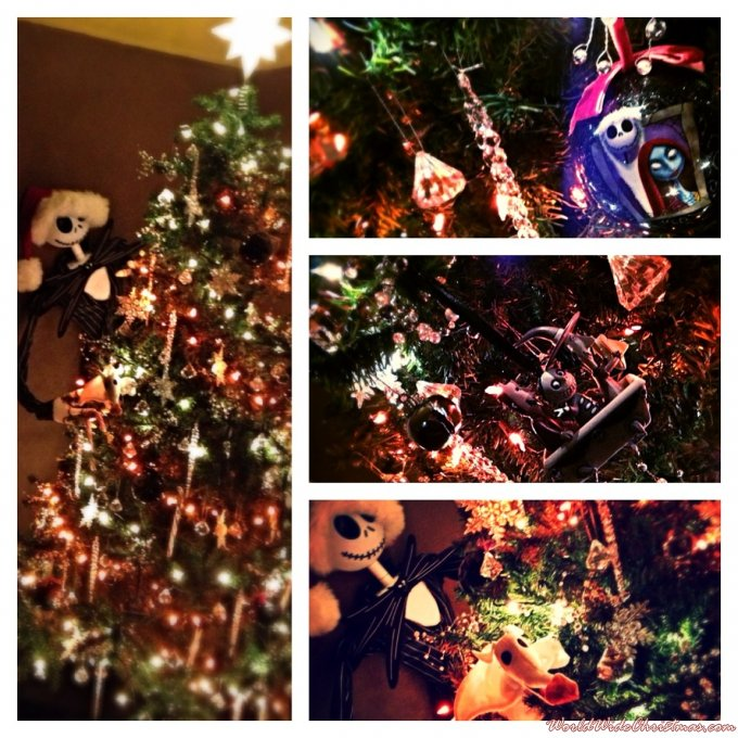 nightmare before Christmas tree  (USA )