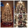 Joanne P's Christmas tree from Centereach, NY, USA