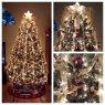 Sapin de Noël de Joanne P (Centereach, NY, USA)