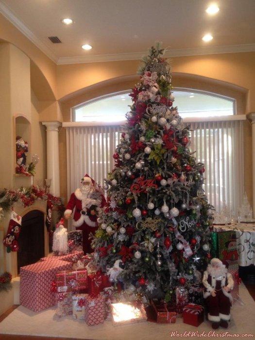 Gladys Miller Christmas Tree (Debary, FL, USA)