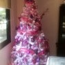 Pink Dream's Christmas tree from Mexico DF