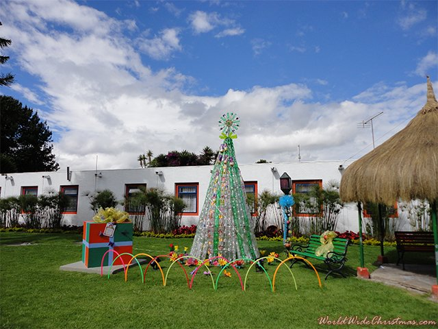 Rincón Ecológico de Navidad  (Bogotá, Colombia)