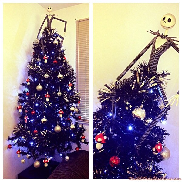 Nightmare Before Christmas Tree (United Kingdom)