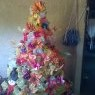 Fernando Viana 's Christmas tree from Venezuela