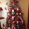 Claudia Becerra Orozco's Christmas tree from Hermosillo, Sonora, México