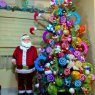 Familia Camacho's Christmas tree from Sonora, M�xico