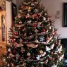 Sue Lynn Woodworth's Christmas tree from Halifax , NS , Canada
