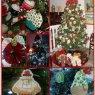 Sapin de Noël de Zulay Chacón (Cupcake Christmas Tree) (San Cristóbal, Táchira, Venezuela)