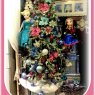 Frozen Christmas Tree by KrystalKleen's Christmas tree from Brooklyn, NY, USA