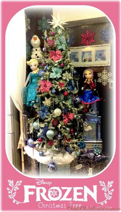 Frozen Christmas Tree by KrystalKleen (Brooklyn, NY, USA)