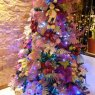 Árbol de Navidad de Familia Ramírez Garces Navidad multicolor  (Caracas, Venezuela )