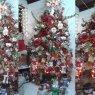 Weihnachtsbaum von Iraida Peroza (Caracas, Venezuela)