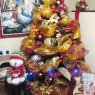 jhon alexander's Christmas tree from medellin,colombia