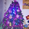 Rayssa Maya's Christmas tree from Pamplona, Espa�a