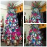 JUAN JAVIER GARCIA's Christmas tree from CARACAS VENEZUELA