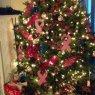 Sapin de Noël de Adriana Palmer (Lewes, DE USA )