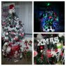 Árbol de Navidad de Dominique Kohnen (Eupen, Belgique)
