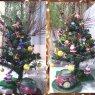 Sandra Ferrera's Christmas tree from San Pedro Sula, Honduras C.A.