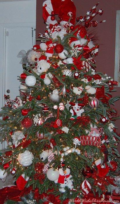 Weihnachtsbaum Fun.Weihnachtsbaum Von Red And White Lots Of Fun Christmas Tree Boca