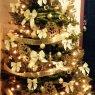 Sapin de Noël de Merry Christmas Tree (Dededo, Guam, USA)