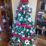Weihnachtsbaum von Maria Navarro (Murcia)