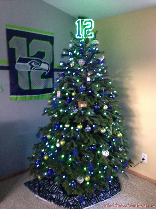 Seahawks tree (Usa)