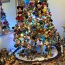Martha López's Christmas tree from México