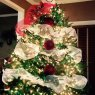 FROSTY THE SNOWTREE 2016's Christmas tree from Mooreland, Oklahoma, USA