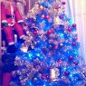 Malen's Christmas tree from Espa�a