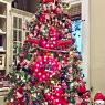 Mia Hagin's Christmas tree from Tulsa, Oklahoma, USA
