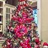 Árbol de Navidad de Mia Hagin (Tulsa, Oklahoma, USA)