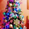 Miriam J.G's Christmas tree from C�rdoba, Veracruz  Mexico