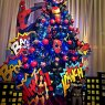 Super Merry Christmas 2017's Christmas tree from Republica Dominicana