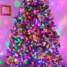 Linda Lester's Christmas tree from Hazel Green, AL, USA