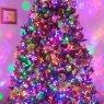 Sapin de Noël de Linda Lester (Hazel Green, AL, USA)