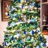 Sapin de Noël de Donnie Mays  (Evansville, IN, USA)